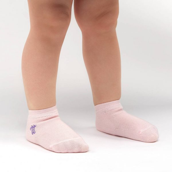 Bamboo pink Baby socks