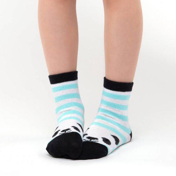 Kid's warm cotton Zoo Collection socks