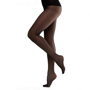 Nylon pantyhose black