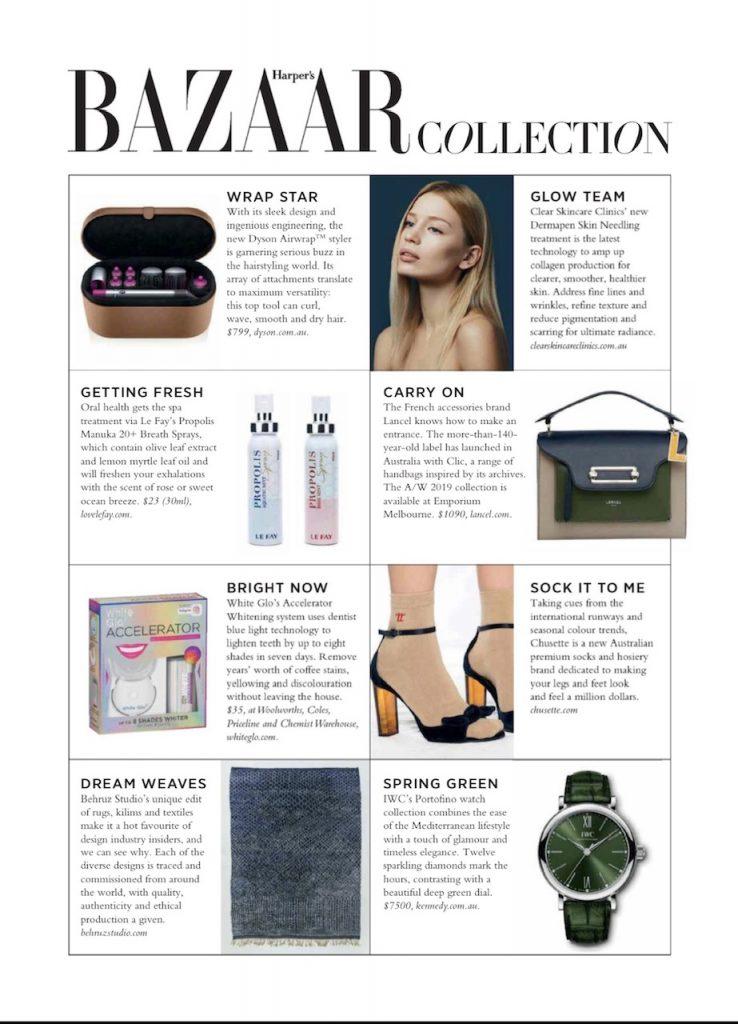 Bazaar Harper's Bazaar Jan/Feb 2020