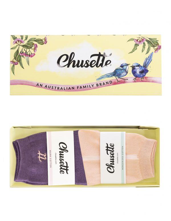 Chusette Women's Gift Set 10
