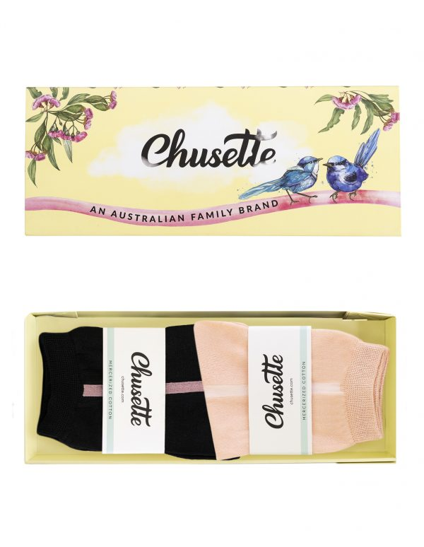 Chusette Women's Gift Set 4