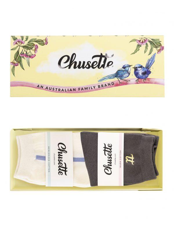 Chusette Women's Gift Set 60