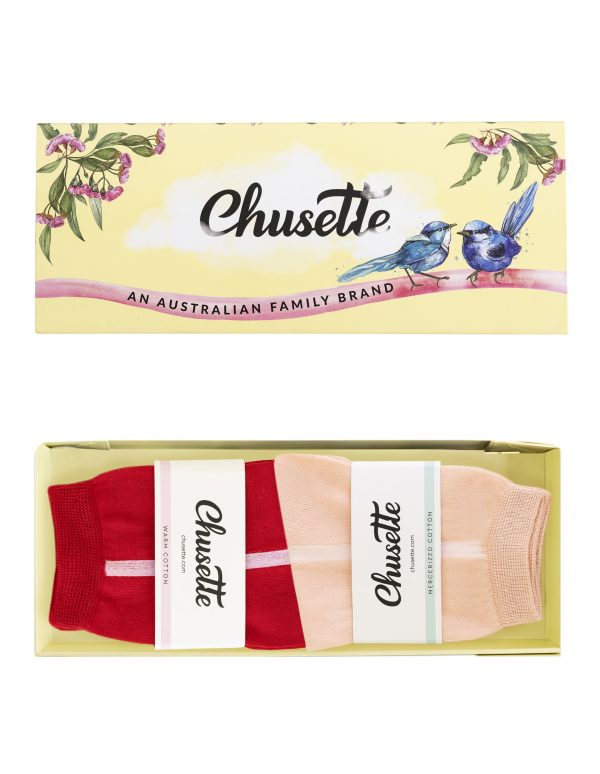 Chusette Women's Gift Set 8